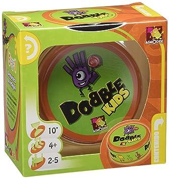 Dobble Kids Juego De Tablero Asmodee Doki01es Amazon Es