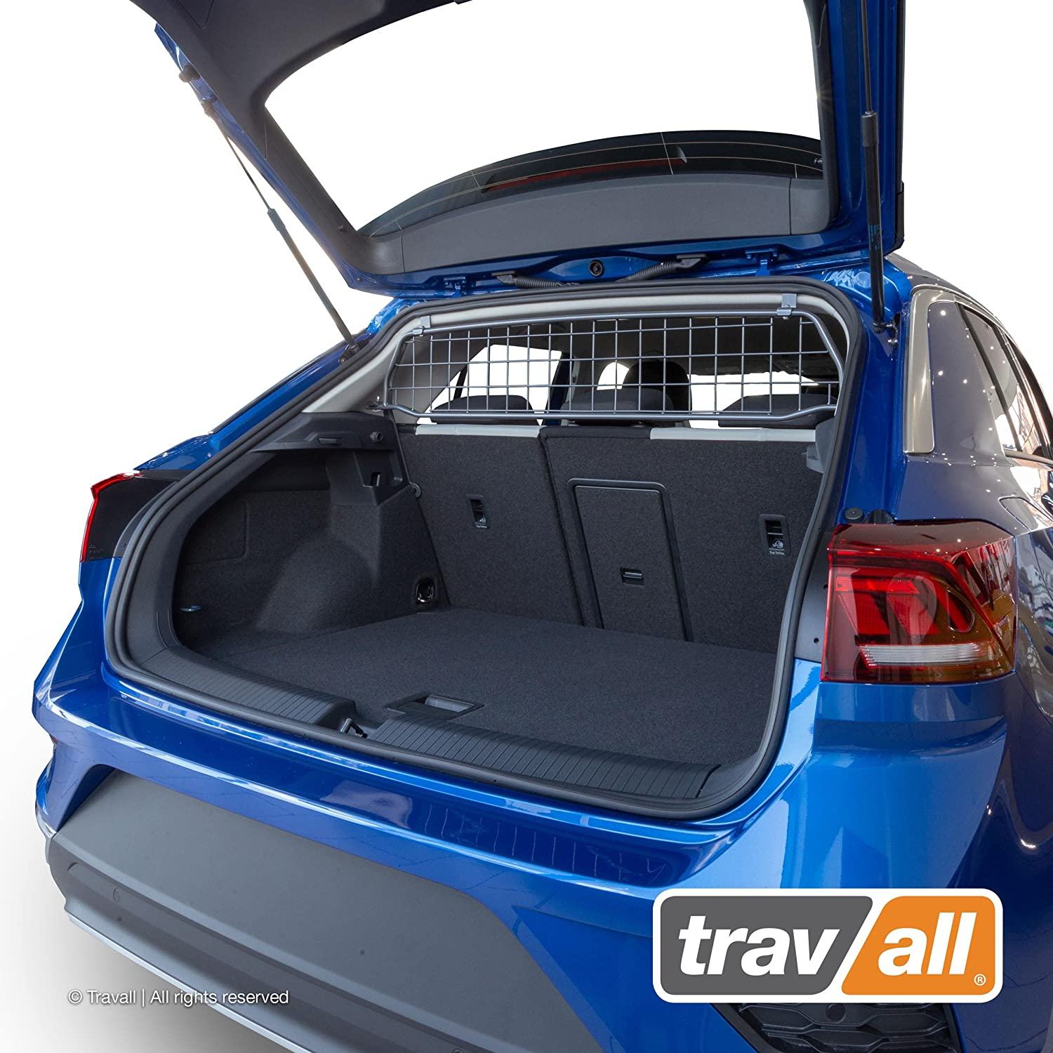 Travall Guard TDG1592 Vehicle-Specific Dog Guard Luggage Barrier Load Separator