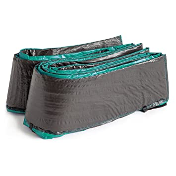 Ultrasport - Cubierta para Borde de Cama elástica; Grosor: 20 mm, 251-430 cm