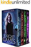 Knight Games Omnibus: Books 1-4 (English Edition)
