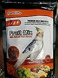 Colourful Aquarium Petslife Cockatiles Fruit Mix Daily Birds Food 200G - Natural Fruit Flavors