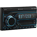 Planet Audio PB455RGB Car Stereo - Double Din