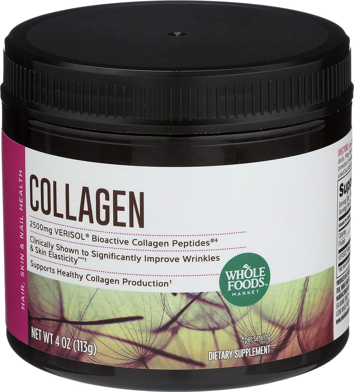 Whole Foods Market, Collagen Powder - Unflavored, 4 oz