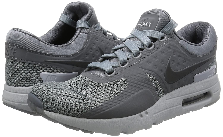 NIKE Men's Air Max Zero QS Running Shoe B01MF6TTGM 12 D(M) US|Grey