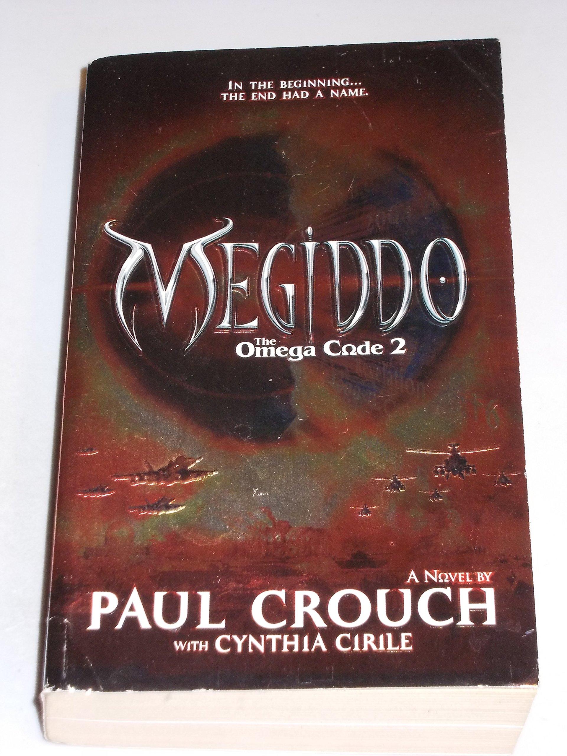 Read Online MEGIDDO (OMEGA CODE, NO 2) pdf epub