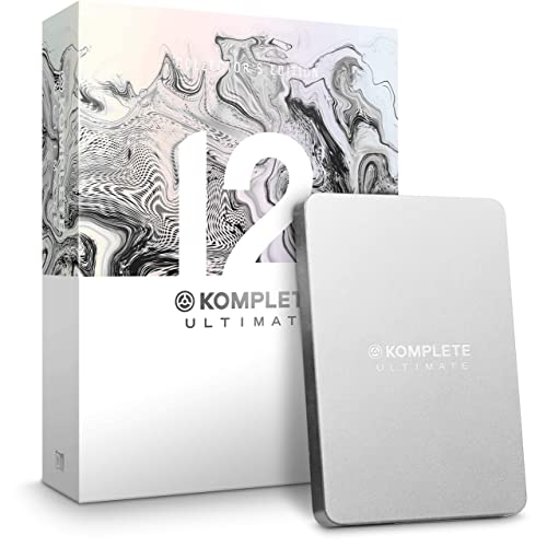KOMPLETE 12 ULTIMATE Collector's Edition