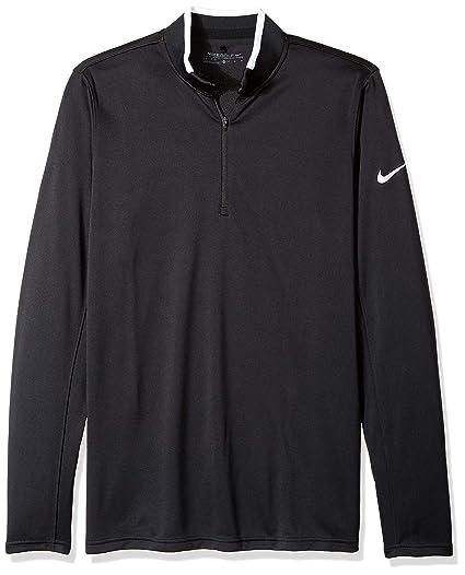 605f8b99ec14 Amazon.com  NIKE Men s Dry Half-Zip Golf Shirt  Sports   Outdoors