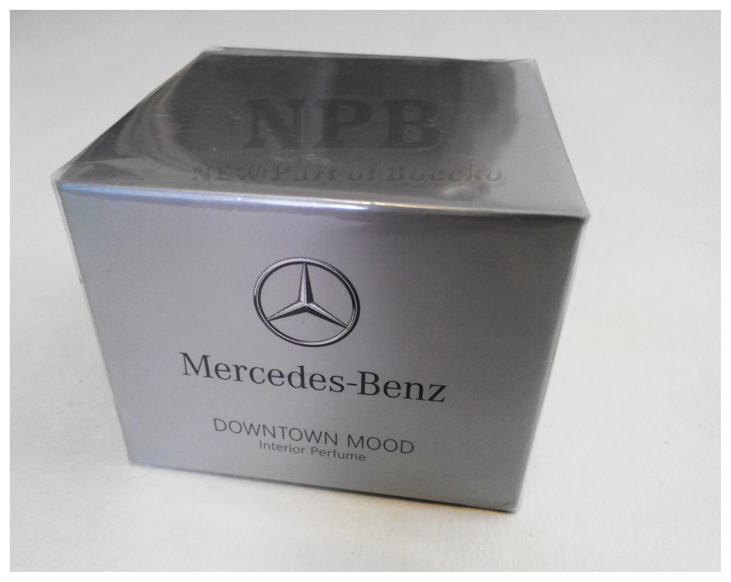 Mercedes Benz Air-balance OEM Flacon perfume atomiser DOWNTOWN MOOD by Mercedes Benz