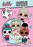 Bendon 45656 L.O.L. Surprise Color & Activity Book with Tattoos