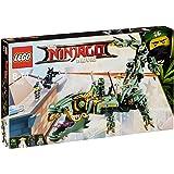 LEGO - 70612 - LEGO Ninjago - Jeu de Construction - Le Dragon d'Acier de Lloyd