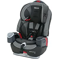 Graco Nautilus 65 LX 3-in-1 Harness Booster Car Seat, Conley