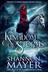 Kingdom of Storms (The Desert Cursed Series Book 8) Kindle Edition