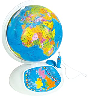Smart globe discovery sg268 interactive smart globe with smart pen clementoni 61302 explore the world the interactive globe toy gumiabroncs Choice Image