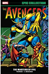 Avengers Epic Collection: Masters of Evil (Avengers (1963-1996)) Kindle Edition