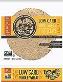 La Tortilla Factory Fajita Size Whole Wheat Low Carb Tortillas (8 tortillas)