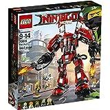 LEGO Ninjago Fire Mech 70615 Building Kit (944 Piece)