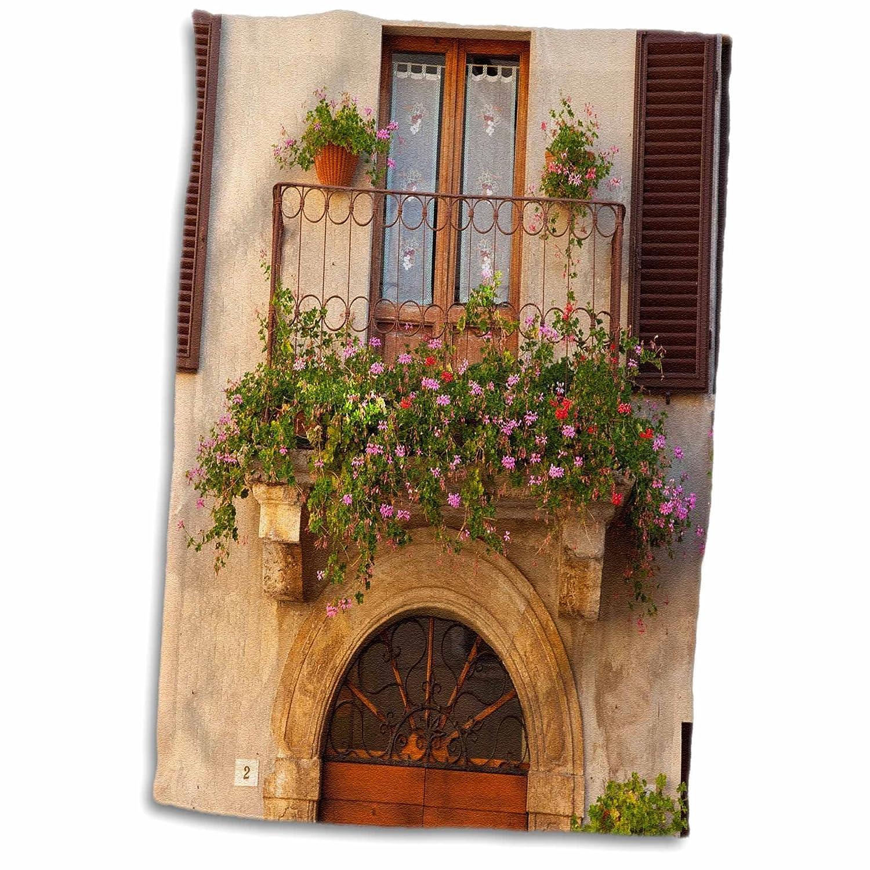 3D Rose Home in Piezna Tuscany-Italy-Eu16 Bjn0086-Brian Jannsen Towel 15 x 22 3dRose twl/_137572/_1