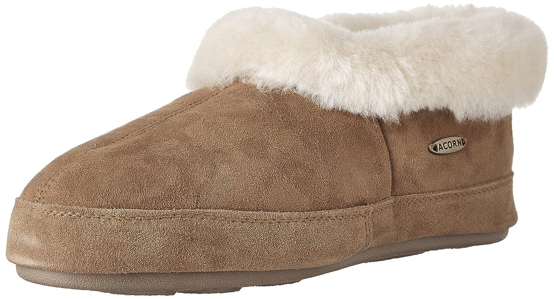 Acorn Women's Sheepskin Oh Ewe Collar Slippers 10781