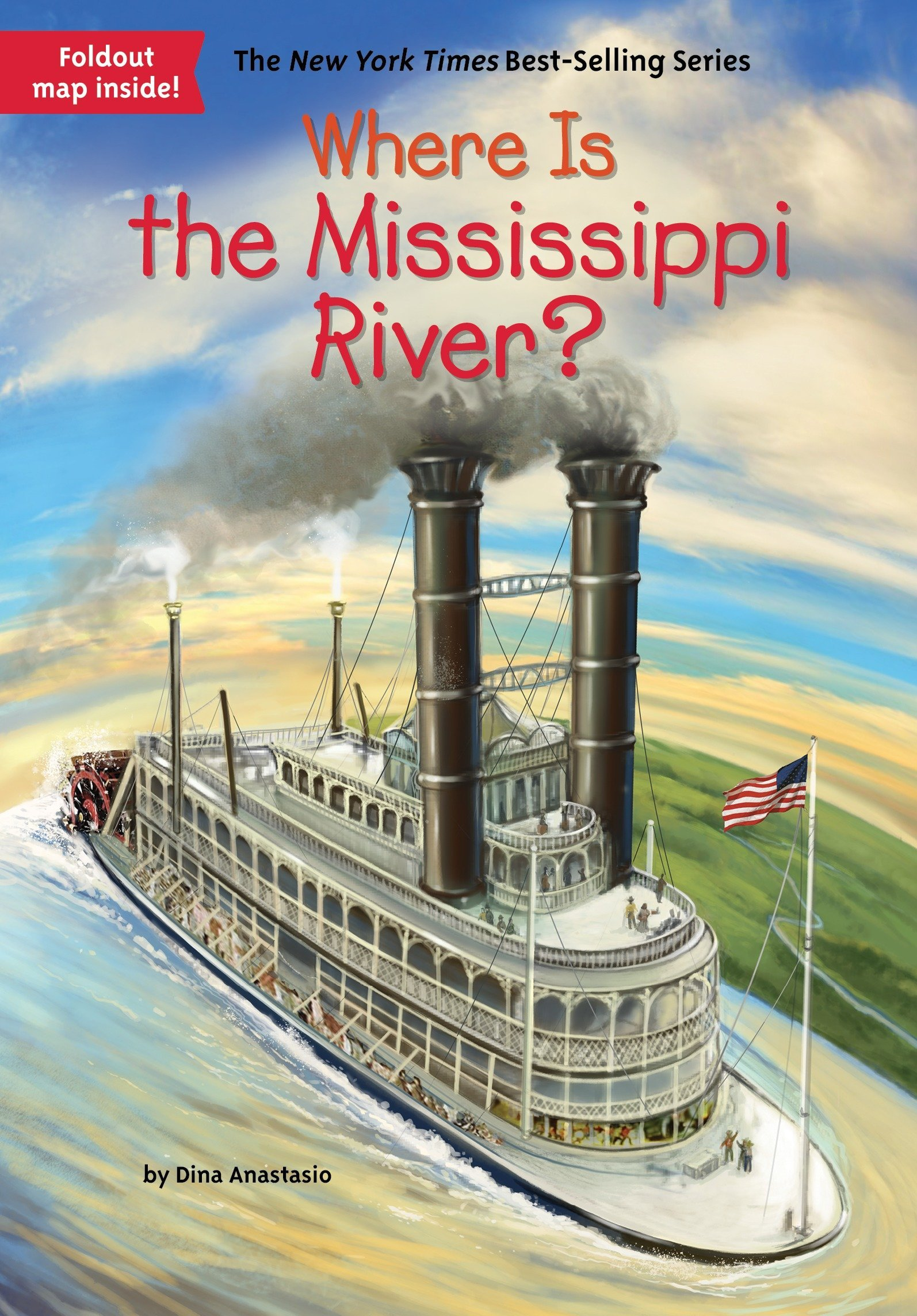 Where Is the Mississippi River? pdf