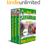 Made In Savannah Cozy Mystery Box Set I Books 1 3 The