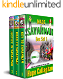 Made in Savannah Cozy Mystery Box Set I: (Books 1-3 in the Made in Savannah Cozy Mystery Series) (English Edition)