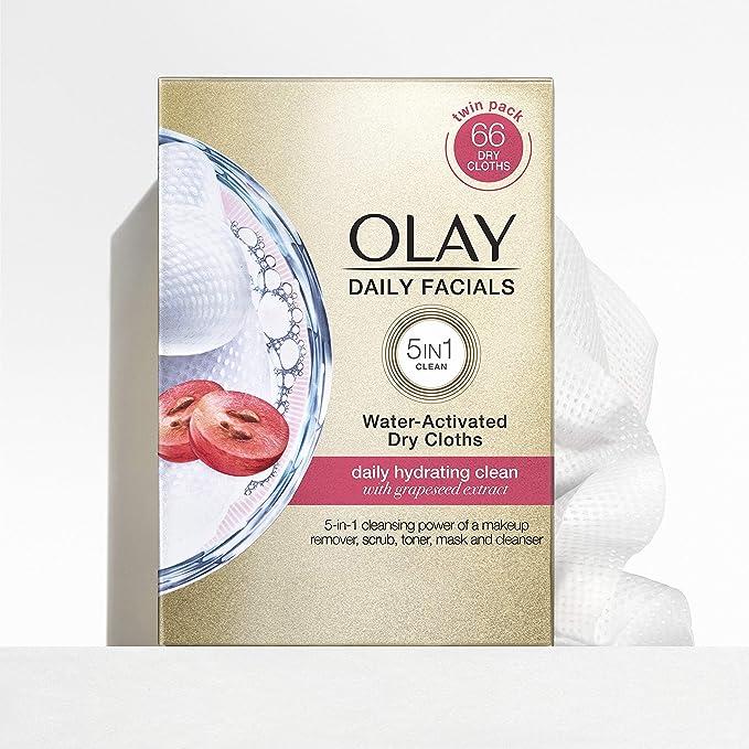 顶级评价Olay日用清洁湿巾,彻底清洁化妆品