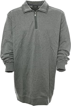 Kitaro Sweatshirt Sweat Troyer Pulli Shirt Herren Baumwolle Langarm