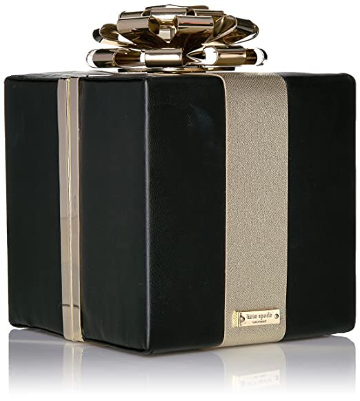kate spade new york Steal the Spotlight Square Gift Box Clutch