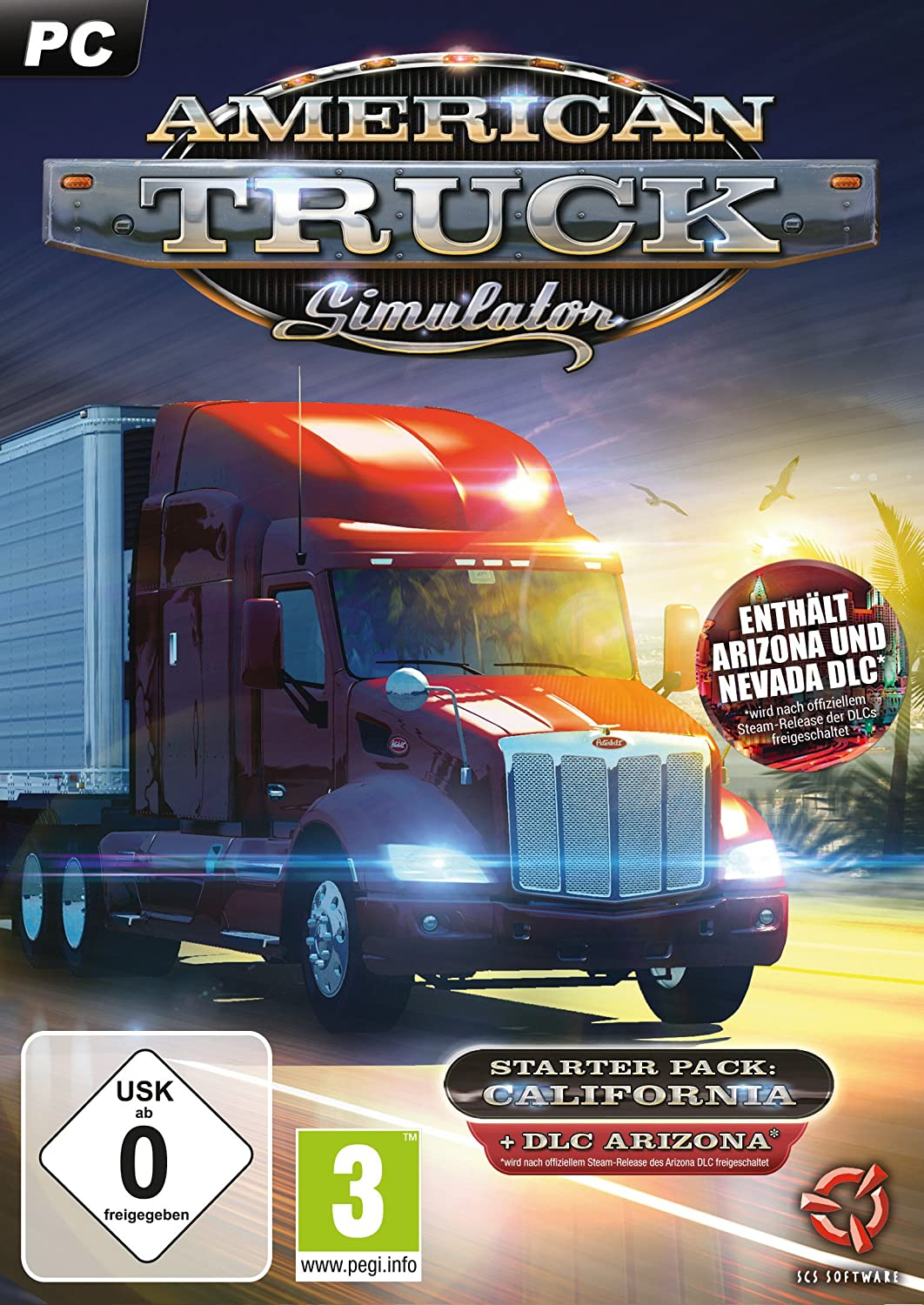 American Truck Simulator: PC: Amazon.de: Games