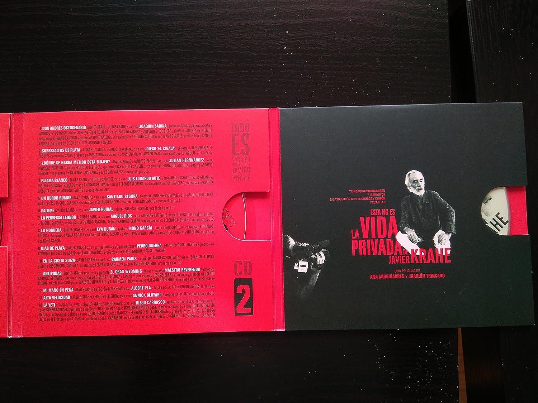 Y Todo Es Vanidad - Homenaje a Javier Krahe by Various Artists ...
