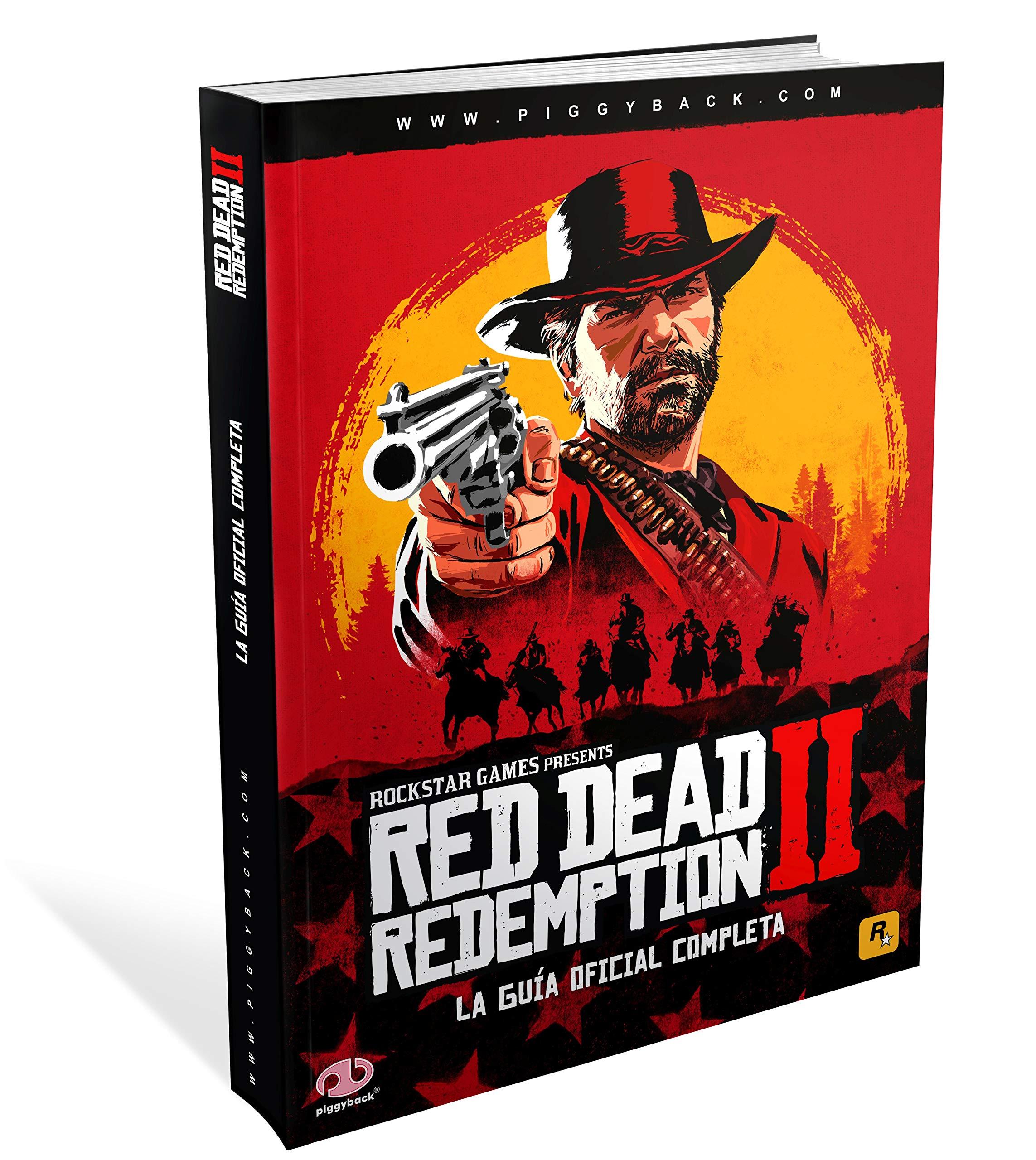 Red Dead Redemption 2 - La Guía Completa Oficial: Edición Estándar ...