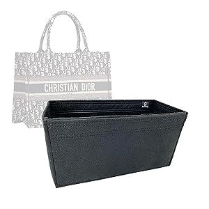 Bag Organizer for Dior Book Tote Small - Premium Felt (Handmade/20 Colors)