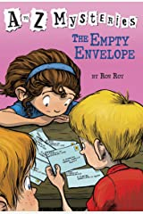 A to Z Mysteries: The Empty Envelope Kindle Edition