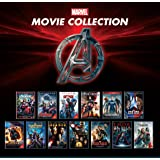 Marvel Movie Collection - 13 Movie Set