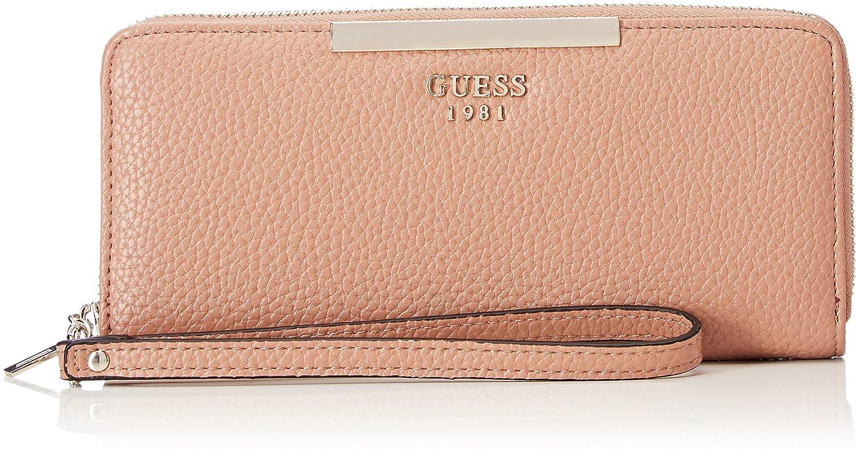 Guess - Slg Wallet, Carteras Mujer, Marrón (Tan), 2x10x21 cm ...