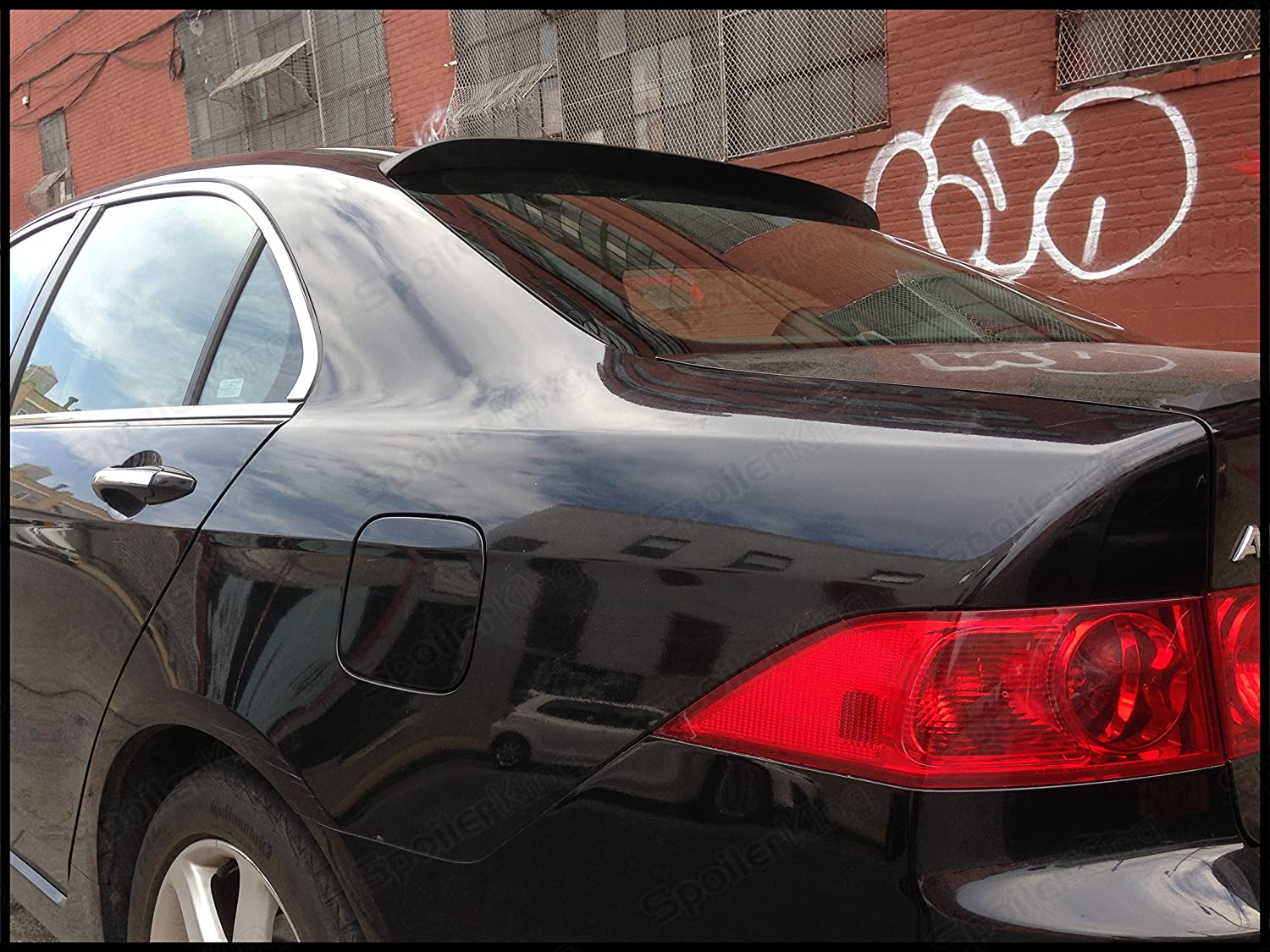 Compatible with Nissan Altima 4dr 2013-on Spoiler King Roof Spoiler XL 380R