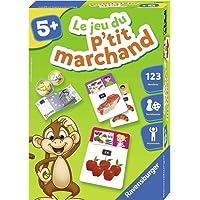 Ravensburger - 24071 -  Jeu Educatif - Le Jeu du P'tit Marchand