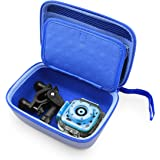 CASEMATIX Toy Camera Travel Case Compatible with PROGRACE, Ourlife, Dragon Touch and More Waterproof Camera Video Recorders -