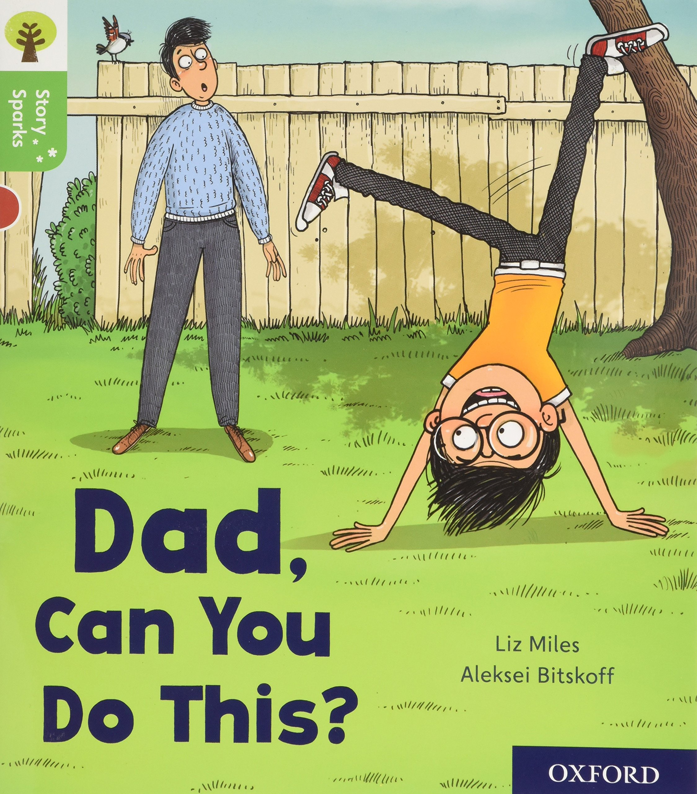 Download Oxford Reading Tree Story Sparks: Oxford Level 2: Dad, Can You Do This? pdf epub