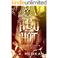 Red Hot - Coffin Nails MC California (gay M/M romance novel) (Sex & Mayhem Book 5) (English Edition)