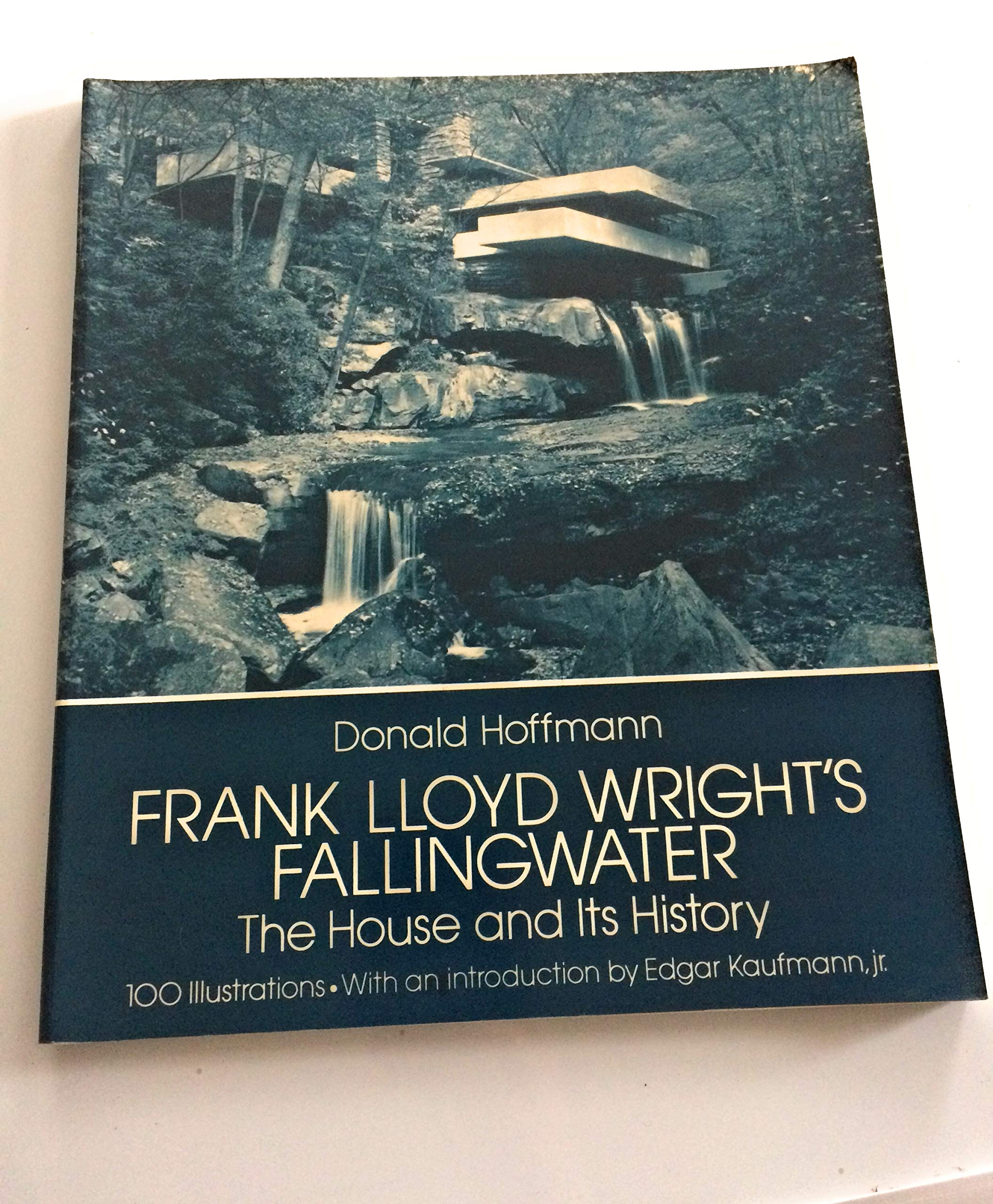 Frank Lloyd Wright's Falling Water  The House And Its History
