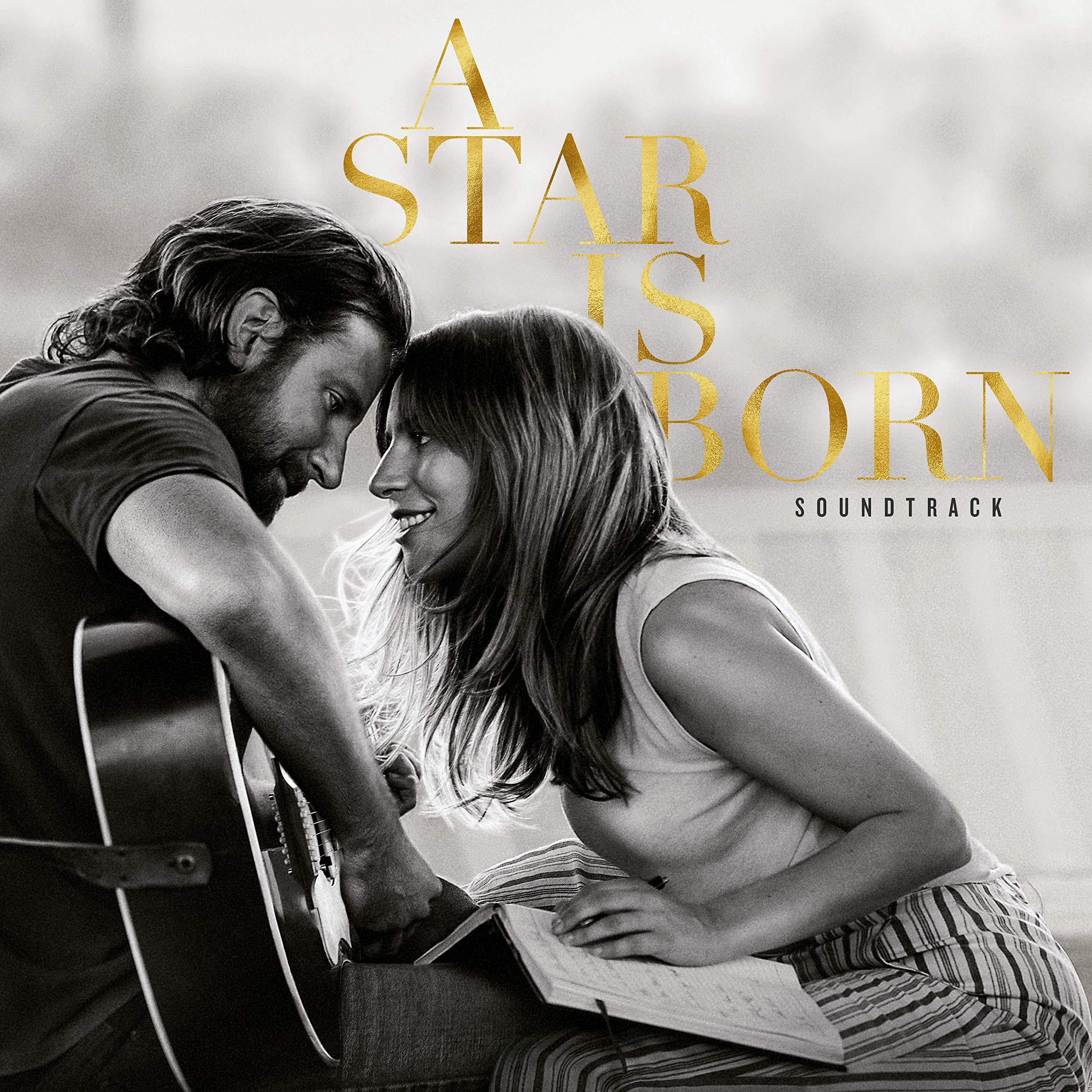 CD : LADY GAGA/BRADLEY COOPER - A Star Is Born (original Soundtrack)