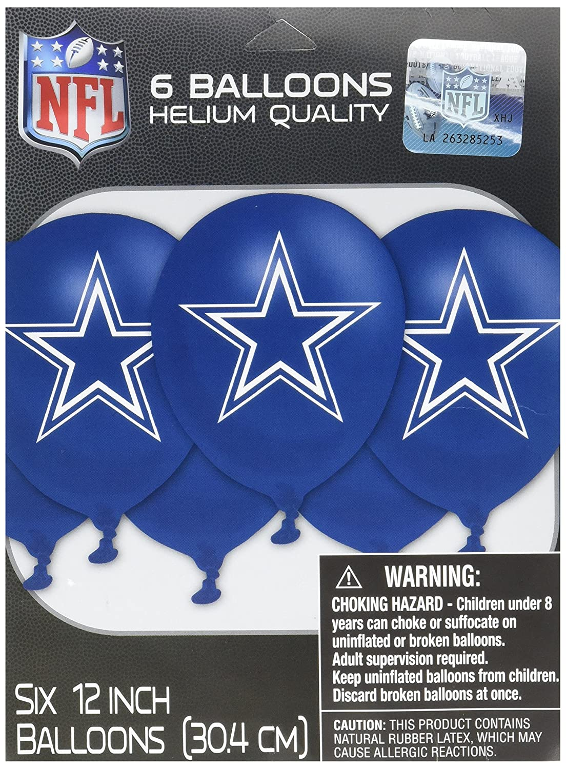 Excellent Dallas Cowboys Collection Printed Latex Balloons Party Decoration Download Free Architecture Designs Scobabritishbridgeorg