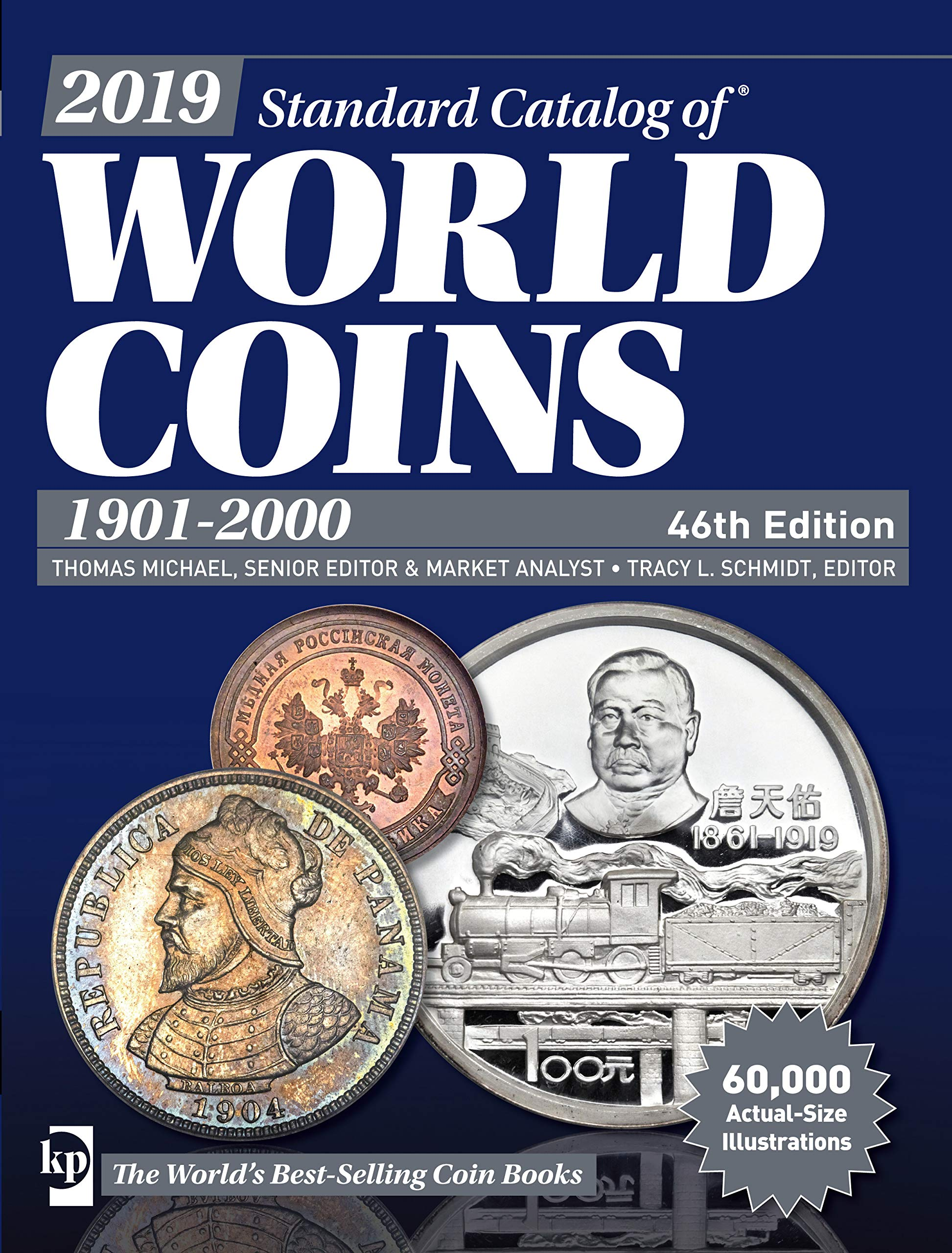 2019 Standard Catalog Of World Coins 1901 2000