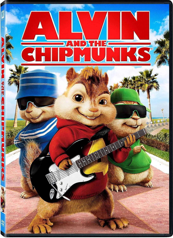 Amazon Com Alvin And The Chipmunks Jason Lee David Cross Justin Long Movies Tv