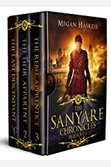 The Sanyare Chronicles Box Set: Books 1-3