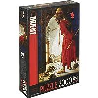KS Games Kaplumbağa Terbiyecisi Osman Hamdi Bey 2000 Parça Puzzle
