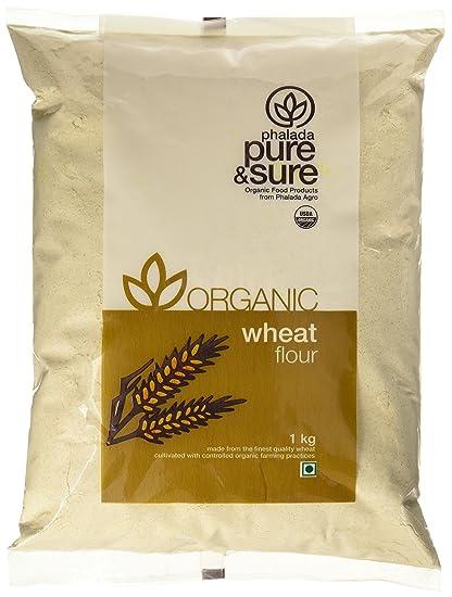 Pure & Sure Organic Wheat Flour, 1kg