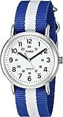 "Timex- Reloj unisex""Weekender"" en color sólido"