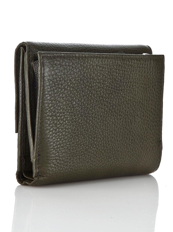 Amazon.com: Haku Möbel 30669 clásico piel pequeño cartera en ...